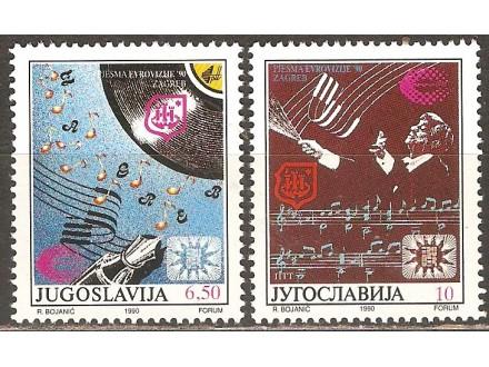 1990 - pesma Evrovizije