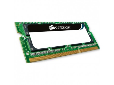 1GB SODIMM DDR2 800Mhz Corsair CL5 Value Select