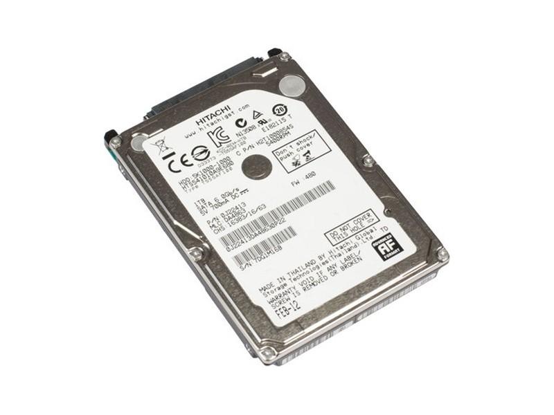 1TB SATA2 2.5` Hitachi HTS541010A9E680 5400 8MB