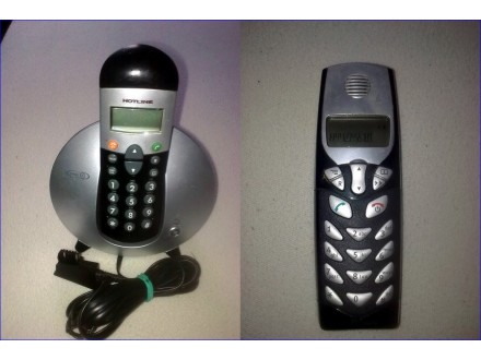 2 Bezicna telefona MEGA by Emporia Telecom i Dialon F20
