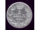 2 Dinara 1904 godina srebro