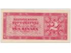 2 dinara 1950 UNC INFORMBIRO RRR
