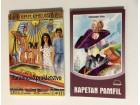 2 knjige za decu-Faraonovo prokletstvo i Kapetan Pamfil