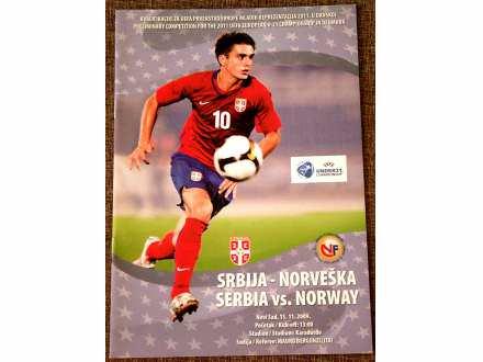2009, SRBIJA - NORVEŠKA !