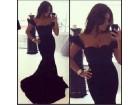 217) Sirena haljina sa bretelama u vise boja