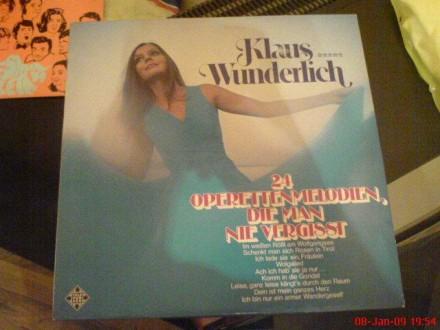 24 Operettenmelodien, Die Man Nie Vergisst
