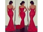 243) Prelepa sirena Push Up haljina