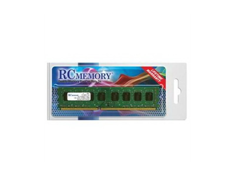 2GB DDR3 1600Mhz RC, CL11
