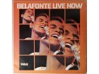 2LP HARRY BELAFONTE - Belafonte Live Now (1972) MINT