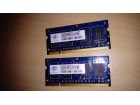 2x Hynix 512mb 2rx16 pc2-5300s-555-12 DDR2 667 MHZ