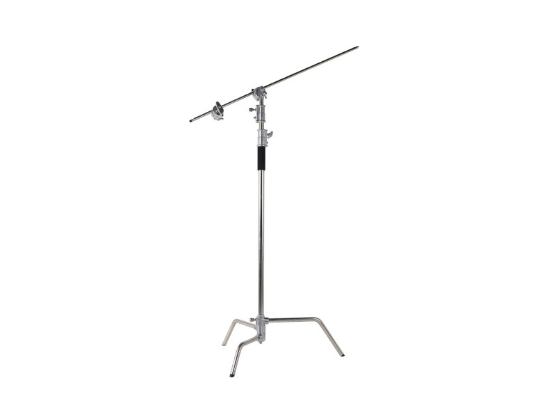 3.2m Stainless Steel Lightstand C-Stand