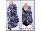3.4.n.C&A CANDA XL prelepa bluza NoVo
