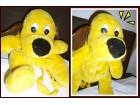 3.Torba žuti plisani kuca Akcija!