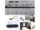 3 u 1 Touch mouse, wireless keyboard, remote controller
