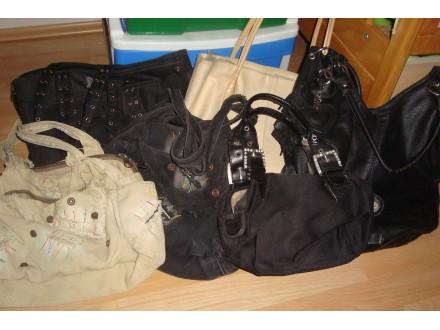 3 zenske torbe