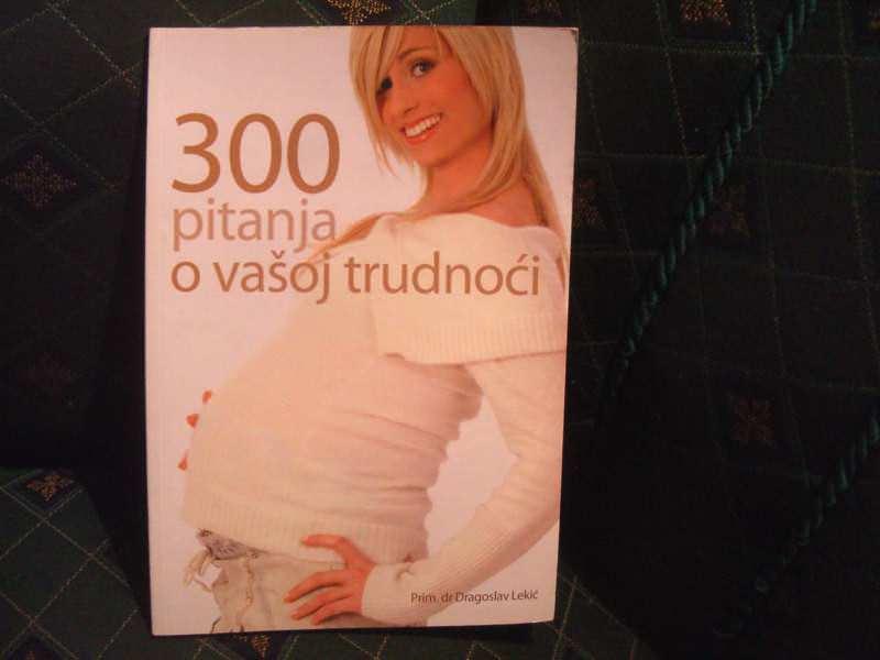 300 pitanja o trudnoći, novo