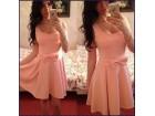 314) Prelepa pamucna haljina  VISE BOJA