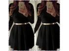 318) Cipkano pamucna haljina VISE BOJA