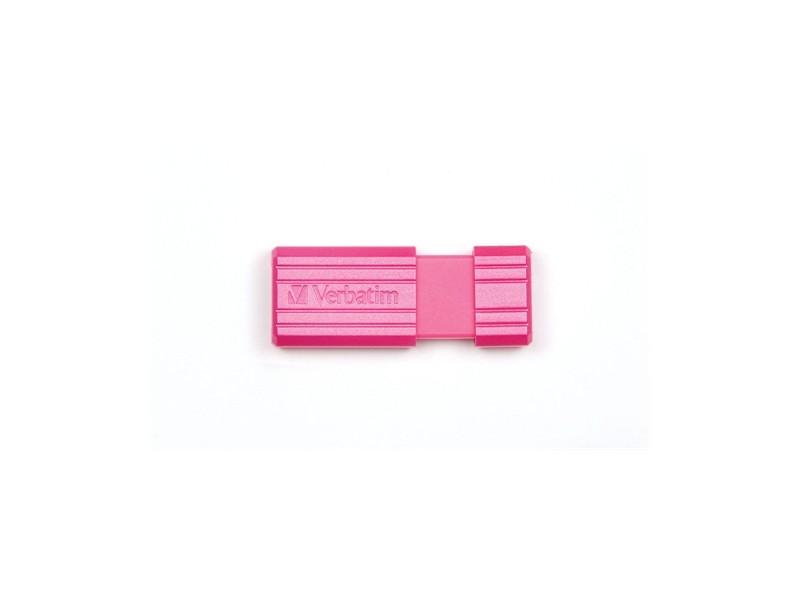 32Gb USB2.0 Verbatim pink