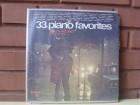 33 PIANO FAVORITES , Featuring LES DIAMOND
