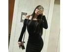336) Pamucna haljina VISE BOJA