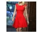 364) Prelepa pamučna haljina VIŠE BOJA