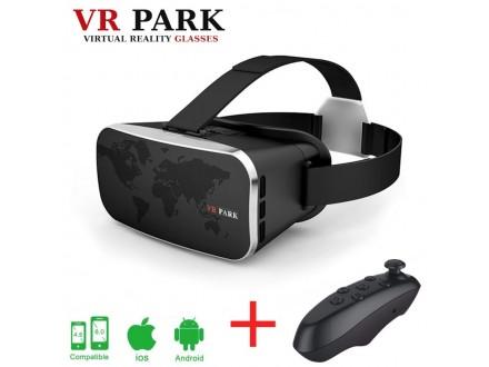 3D VR naočare VR PARK 3 + DALJINSKI