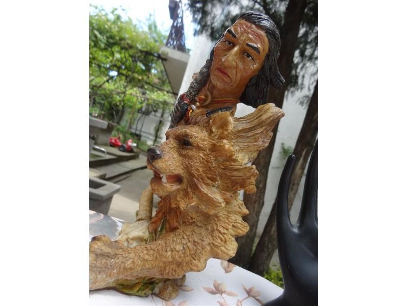 3D suvenir indijanac made in USA
