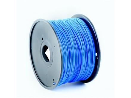 3DP-ABS1.75-01-B ABS Filament za 3D stampac 1.75mm, kotur 1KG BLUE