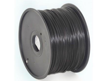 3DP-ABS1.75-01-BK ABS Filament za 3D stampac 1.75mm, kotur 1KG BLACK
