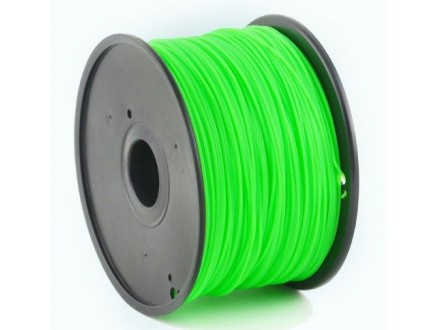 3DP-ABS1.75-01-G ABS Filament za 3D stampac 1.75mm, kotur 1KG GREEN