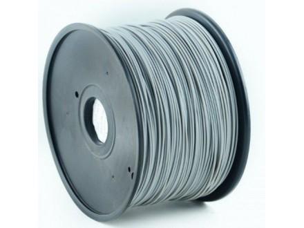3DP-ABS1.75-01-GR ABS Filament za 3D stampac 1.75mm, kotur 1KG SILVER