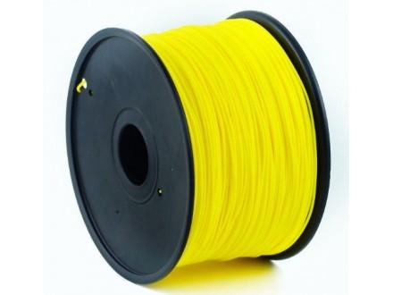 3DP-ABS1.75-01-Y ABS Filament za 3D stampac 1.75mm, kotur 1KG YELLOW