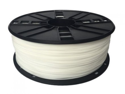 3DP-HIPS1.75-01-W HIPS Filament za 3D stampac 1.75mm, kotur 1KG WHITE