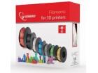 3DP-PETG1.75-01-R PETG Filament za 3D stampac 1.75mm, kotur 1KG RED