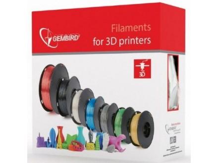 3DP-PLA1.75-01-FG PLA Filament za 3D stampac 1.75mm, kotur 1KG Fluorescent Green