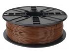 3DP-PLA1.75-01-WD PLA Filament za 3D stampac 1.75mm, kotur 1KG BOJA DRVETA