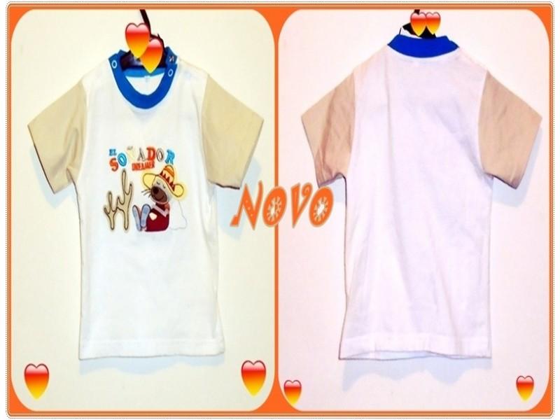 4.1.Bela 1g majica za bebe