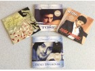4 CD Toše Proeski i 1 CD Dino Dvornik
