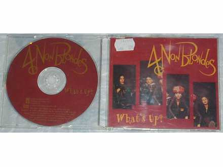 4 Non Blondes - What`s Up?