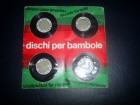 4 original diska za lutke Bambola