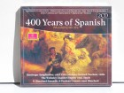 400 Years of Spanish Masterpieces 2CD