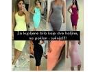 407 ) Za kupljene dve haljine na poklon suknja