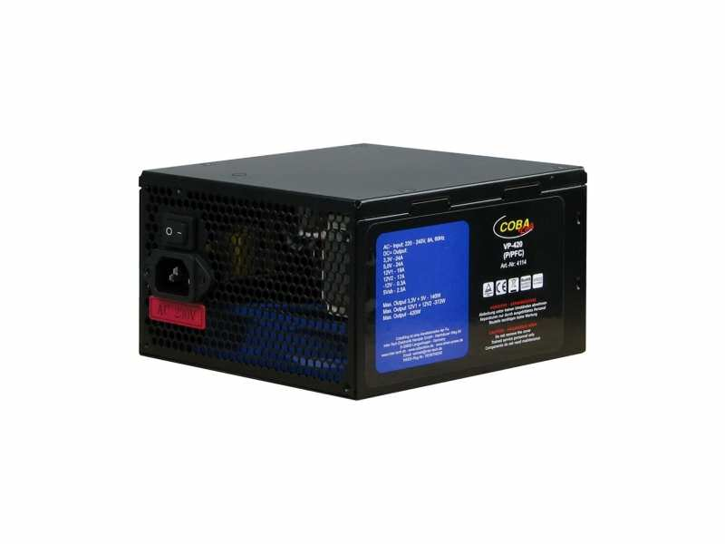 420W Inter-Tech COBA King ATX
