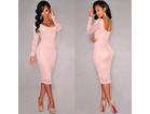 45)  Prelepa cipkana haljiina ( VISE BOJA )