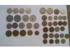 45 kovanica SFRJ, SR Jugoslavija