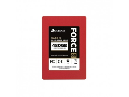 480GB SATA3 Corsair Force GS