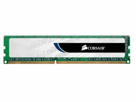4GB DDR3 1333Mhz Corsair CL9, Value Select