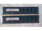 4Gb DDR3  SK Hinyx 1333MHz