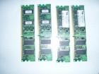 4x DDR1 128mb plocice rama